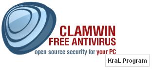 ClamWin Free Antivirus 0.96.1 Ücretsiz antivirüs programı
