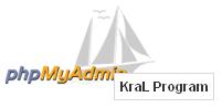 phpMyAdmin 3.4.0 Beta 2 Database program�
