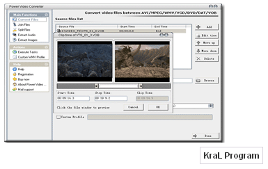 Power Video Converter 2.2.31 Video d�n��t�rme program�