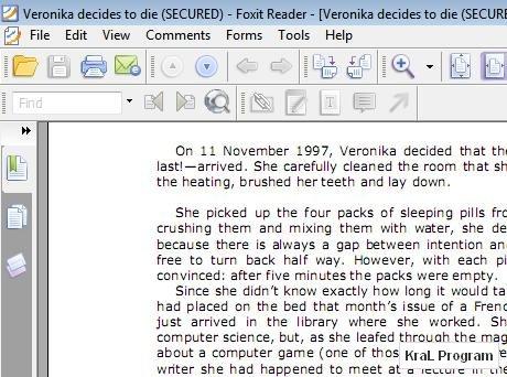 Foxit Reader 4.3.1.0118 Ucretsiz pdf okuyucu