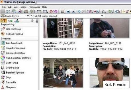 StudioLine Photo Basic 3.70.27 Fotoğraf düzenleme