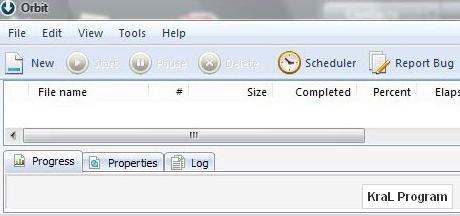 Orbit Downloader 4.0.0.7 Hızlı dosya indirici